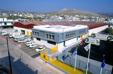 Magoulas Warehouse 5000 m2