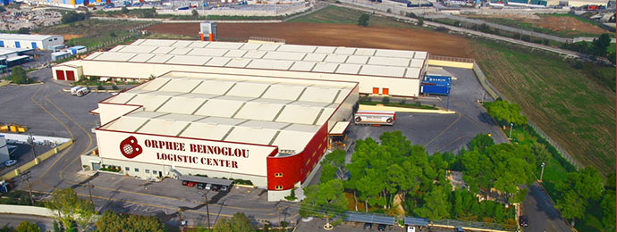 Oinofyta Warehouse No.2 8000 m2