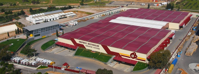 Elefsina HQ & Distribution Center 43000 m2